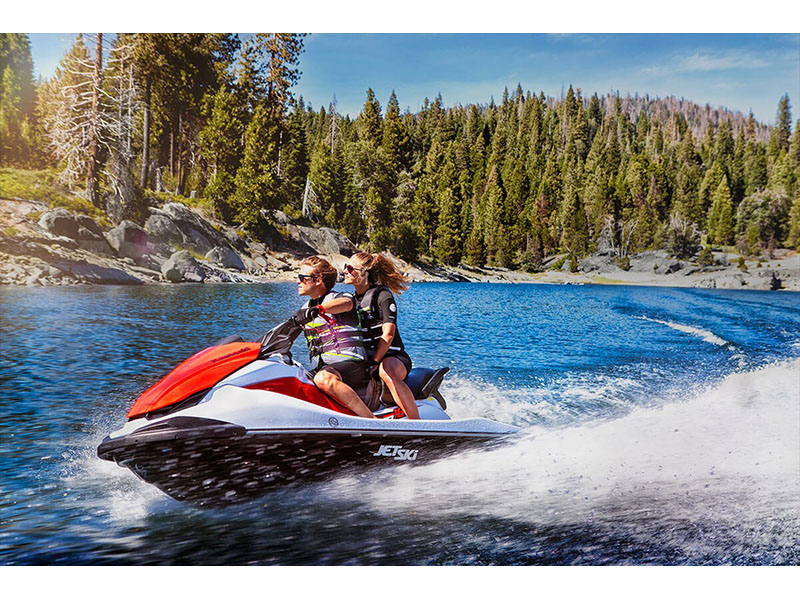 2021 Kawasaki Jet Ski STX 160 in Castaic, California - Photo 9