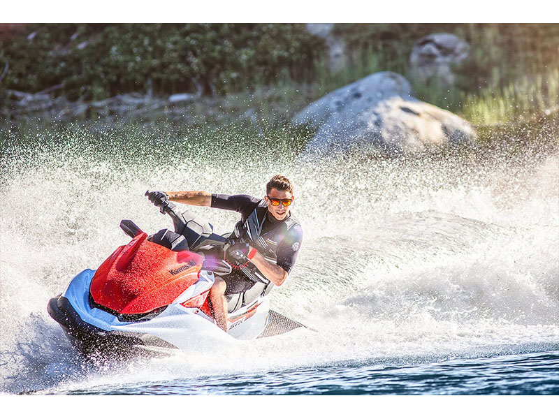 2021 Kawasaki Jet Ski STX 160 in Dimondale, Michigan