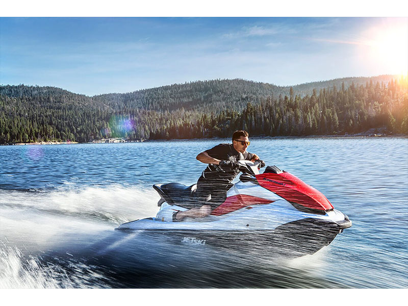 2021 Kawasaki Jet Ski STX 160 in San Jose, California - Photo 12