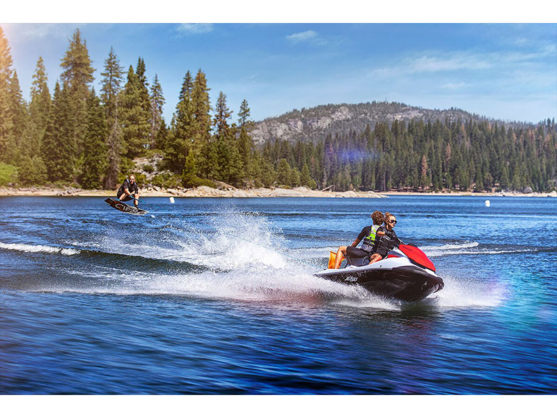 2021 Kawasaki Jet Ski STX 160 in San Jose, California - Photo 13