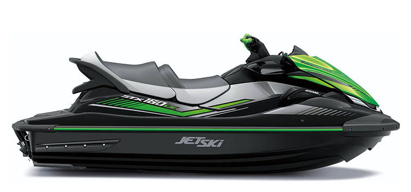 2021 Kawasaki Jet Ski STX 160LX in Fort Pierce, Florida - Photo 1