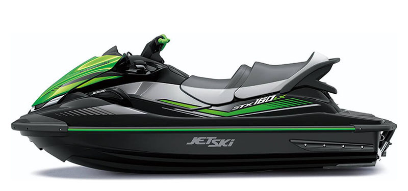 2021 Kawasaki Jet Ski STX 160LX in Sacramento, California - Photo 2
