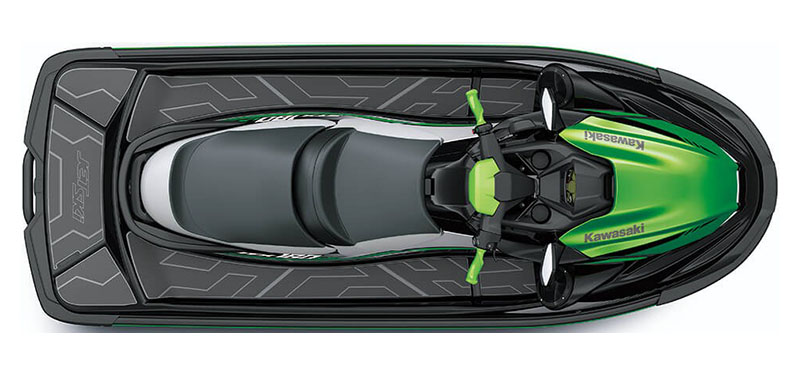 2021 Kawasaki Jet Ski STX 160LX in Norfolk, Virginia - Photo 4