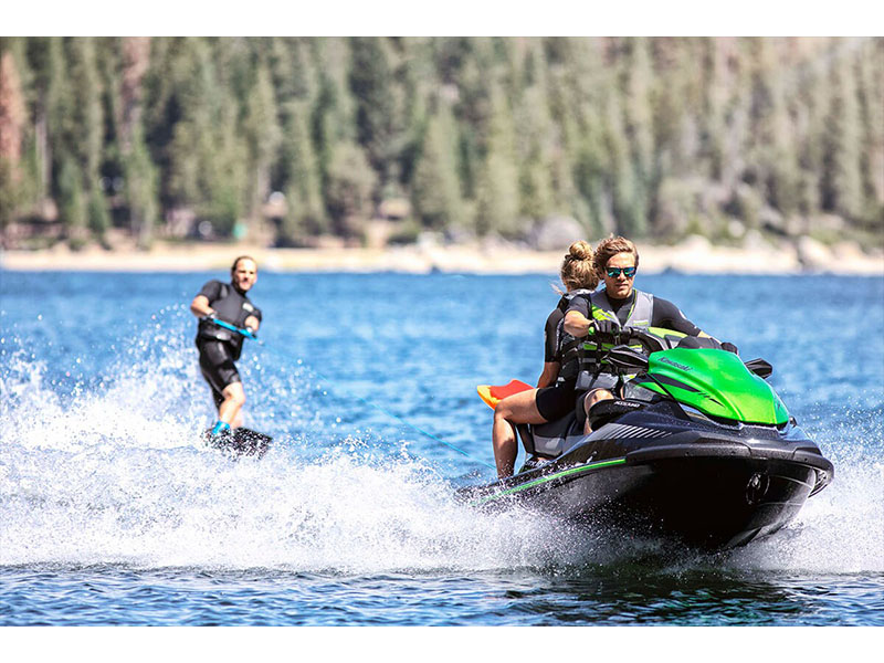 2021 Kawasaki Jet Ski STX 160LX in Dimondale, Michigan