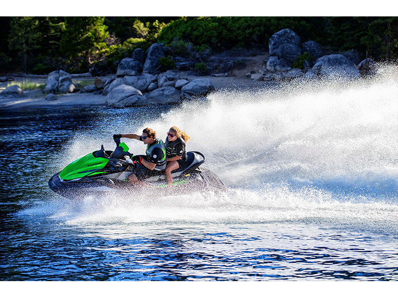2021 Kawasaki Jet Ski STX 160LX in Louisville, Tennessee - Photo 21