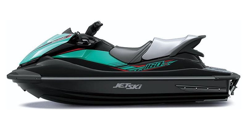 2021 Kawasaki Jet Ski STX 160X in Oak Creek, Wisconsin - Photo 2