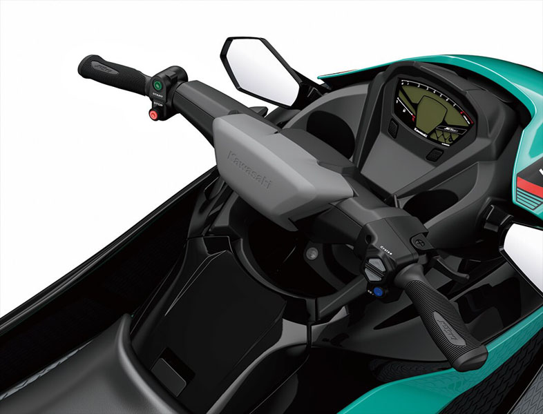 2021 Kawasaki Jet Ski STX 160X in Vallejo, California - Photo 5