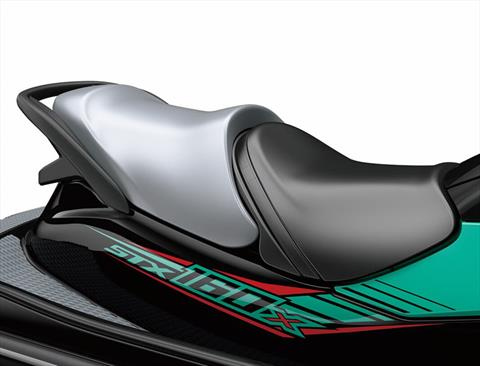 2021 Kawasaki Jet Ski STX 160X in Mount Pleasant, Michigan - Photo 7