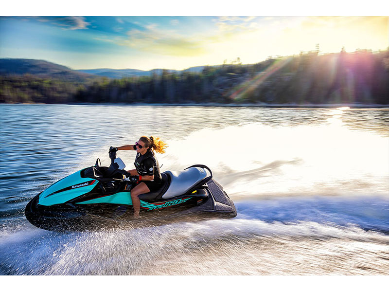 2021 Kawasaki Jet Ski STX 160X in Redding, California - Photo 8