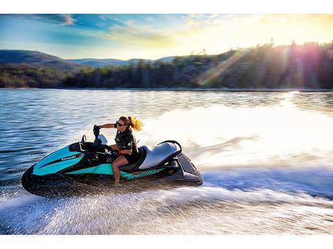 2021 Kawasaki Jet Ski STX 160X in Mount Pleasant, Michigan - Photo 8