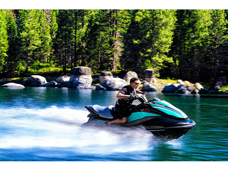 2021 Kawasaki Jet Ski STX 160X in Mount Pleasant, Michigan - Photo 9