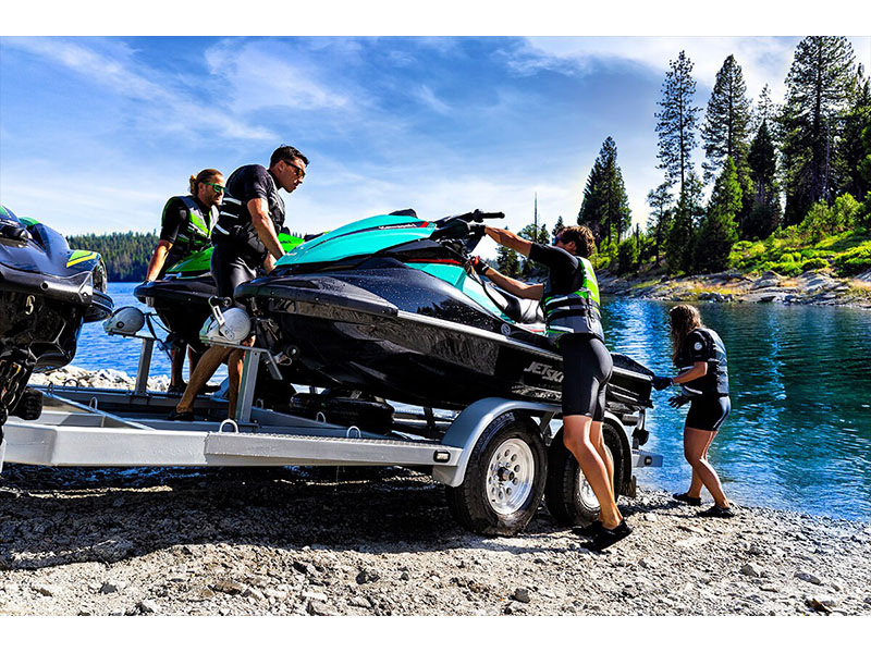 2021 Kawasaki Jet Ski STX 160X in Redding, California - Photo 10
