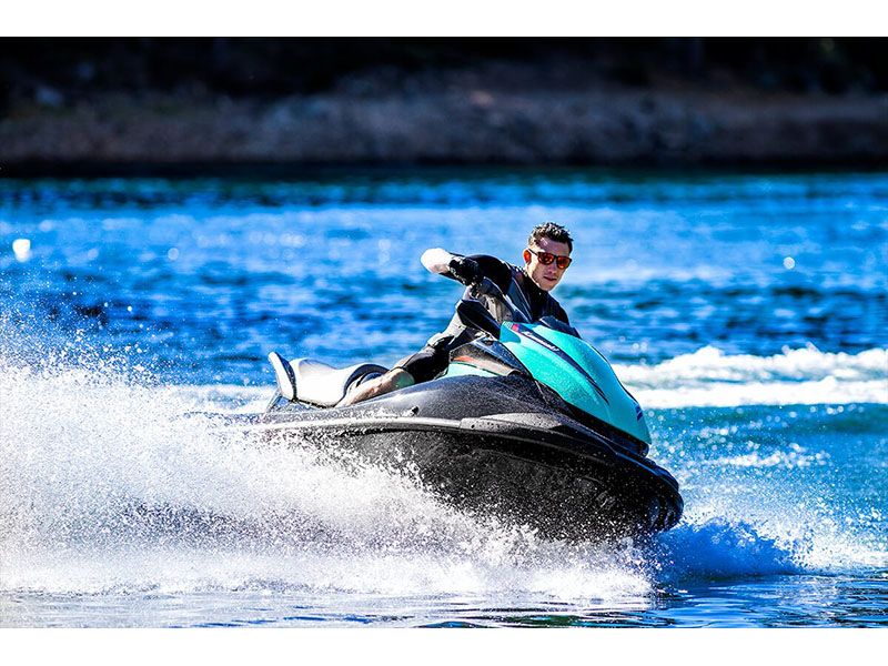 2021 Kawasaki Jet Ski STX 160X in Mount Pleasant, Michigan - Photo 12