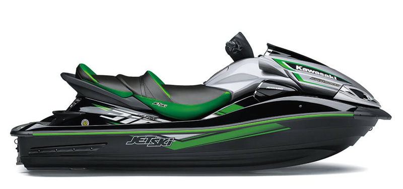 2021 Kawasaki Jet Ski Ultra 310LX in Mount Pleasant, Michigan - Photo 1