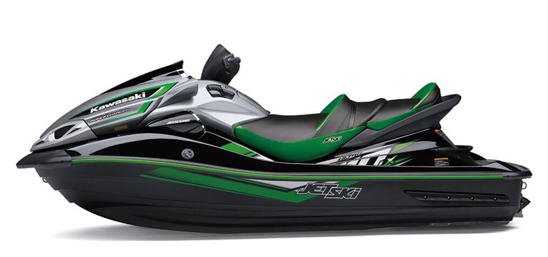 2021 Kawasaki Jet Ski Ultra 310LX in Oak Creek, Wisconsin - Photo 2