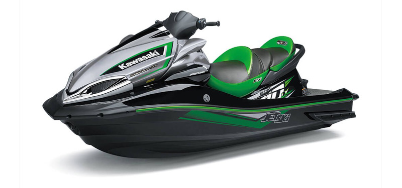 2021 Kawasaki Jet Ski Ultra 310LX in Oak Creek, Wisconsin - Photo 3