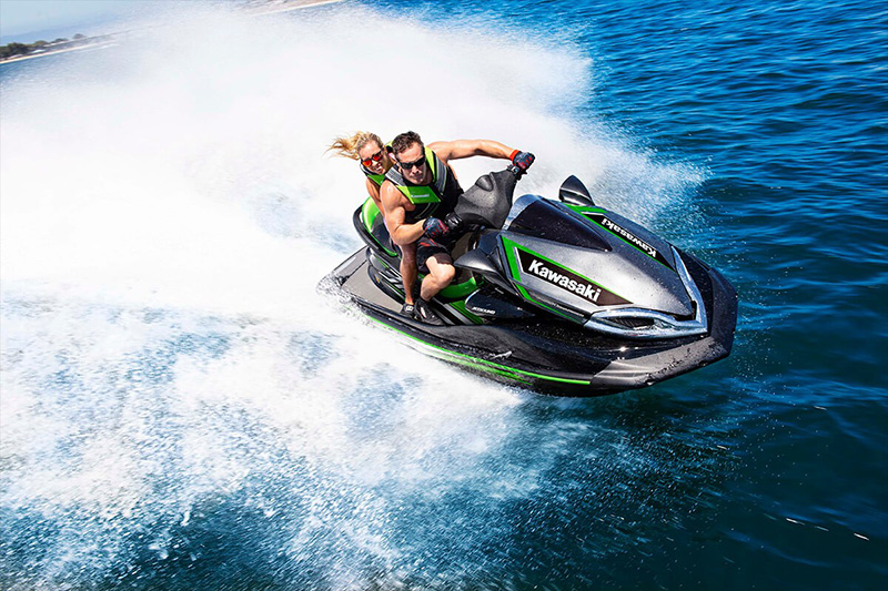 2021 Kawasaki Jet Ski Ultra 310LX in Plymouth, Massachusetts - Photo 4