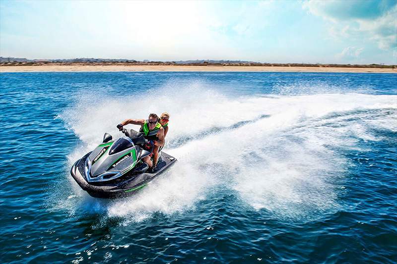 2021 Kawasaki Jet Ski Ultra 310LX in Mount Pleasant, Michigan - Photo 5