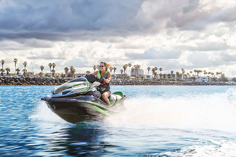 2021 Kawasaki Jet Ski Ultra 310LX in Plymouth, Massachusetts - Photo 6