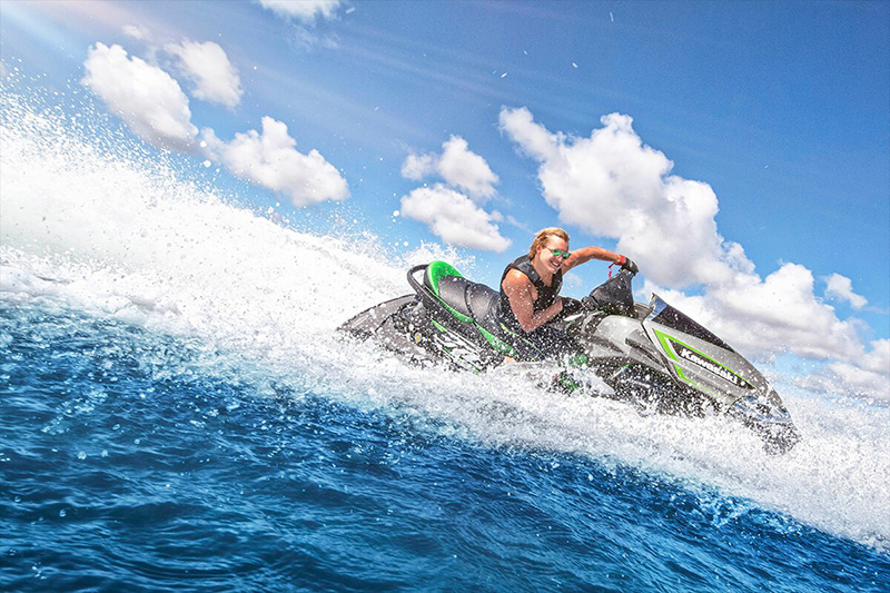 2021 Kawasaki Jet Ski Ultra 310LX in Mount Pleasant, Michigan - Photo 7