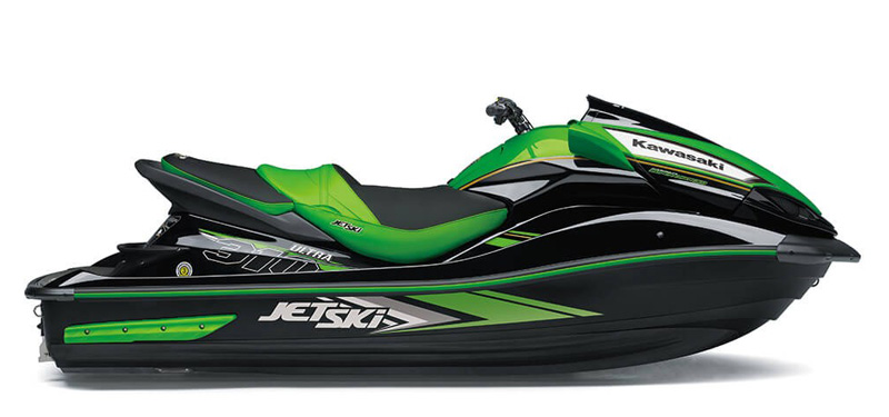 2021 Kawasaki Jet Ski Ultra 310R in Merced, California - Photo 1