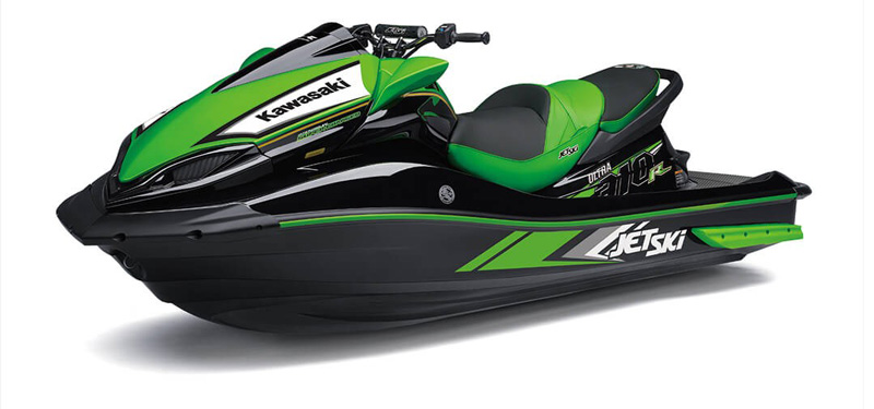 2021 Kawasaki Jet Ski Ultra 310R in Merced, California - Photo 3