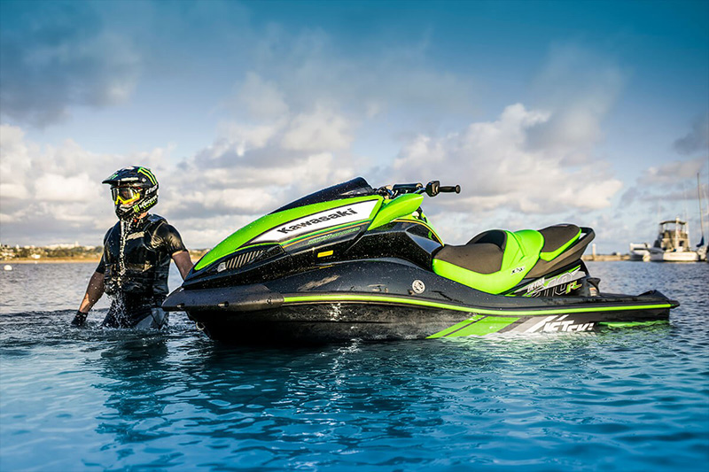 2021 Kawasaki Jet Ski Ultra 310R in Merced, California - Photo 4