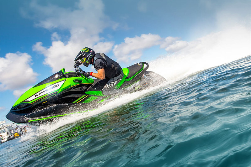 2021 Kawasaki Jet Ski Ultra 310R in Howell, Michigan - Photo 5