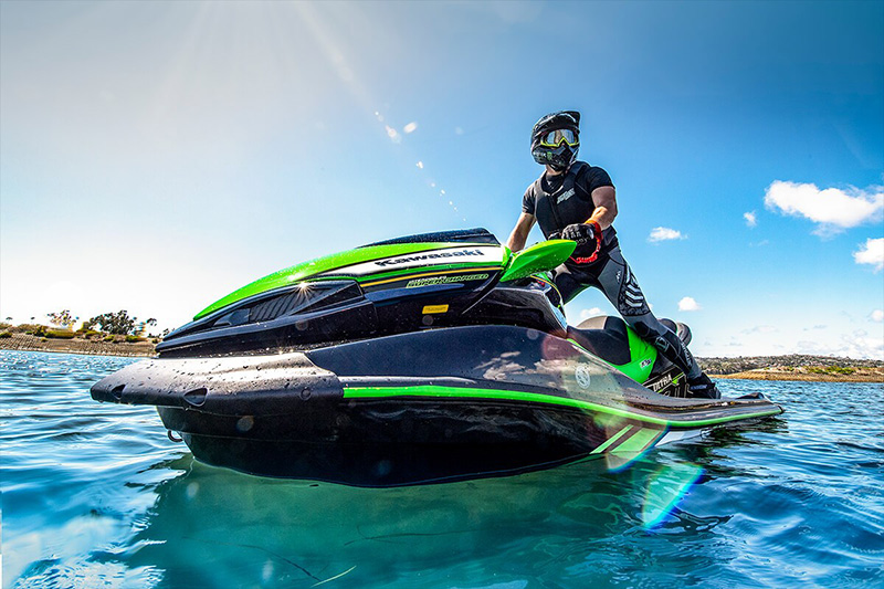 2021 Kawasaki Jet Ski Ultra 310R in Durant, Oklahoma - Photo 6