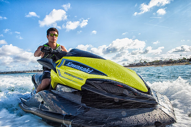 2021 Kawasaki Jet Ski Ultra 310X in Lancaster, Texas - Photo 4