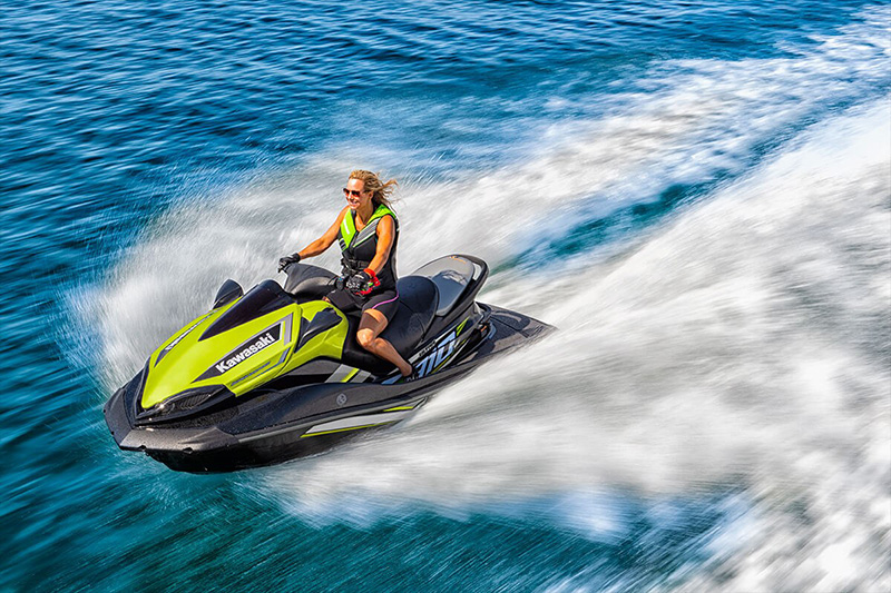 2021 Kawasaki Jet Ski Ultra 310X in Oak Creek, Wisconsin - Photo 5