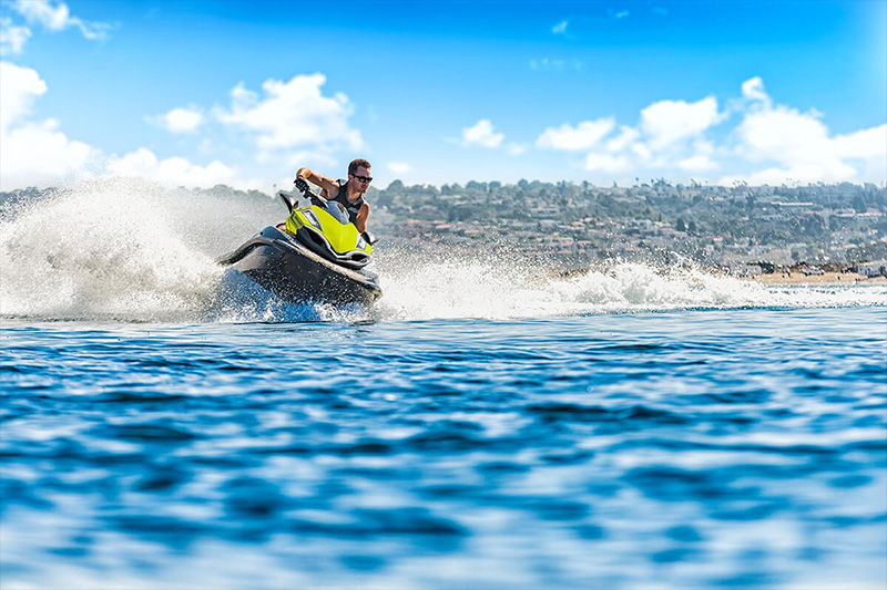 2021 Kawasaki Jet Ski Ultra 310X in Oak Creek, Wisconsin - Photo 8