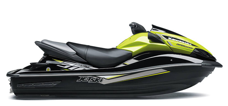 2021 Kawasaki Jet Ski Ultra 310X in Mount Pleasant, Michigan - Photo 1