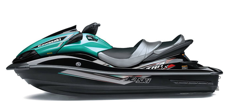 2021 Kawasaki Jet Ski Ultra LX in Wasilla, Alaska - Photo 2