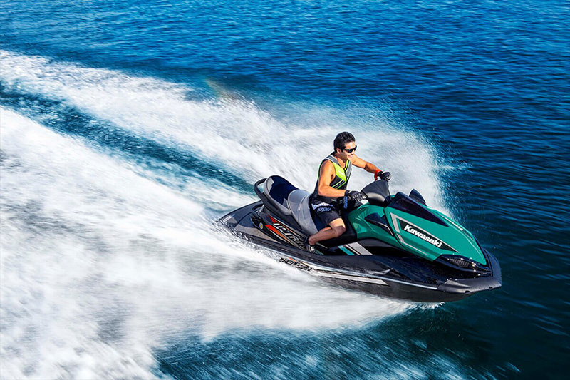 2021 Kawasaki Jet Ski Ultra LX in Orlando, Florida - Photo 5