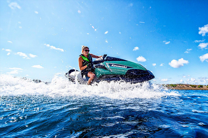 2021 Kawasaki Jet Ski Ultra LX in North Reading, Massachusetts - Photo 6