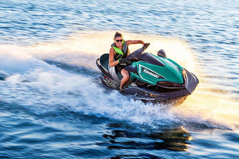 2021 Kawasaki Jet Ski Ultra LX in Durant, Oklahoma - Photo 7