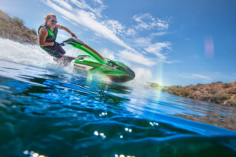 2021 Kawasaki Jet Ski SX-R in Mount Pleasant, Michigan - Photo 4