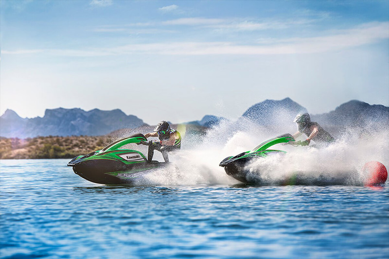 2021 Kawasaki Jet Ski SX-R in Bellevue, Washington - Photo 5