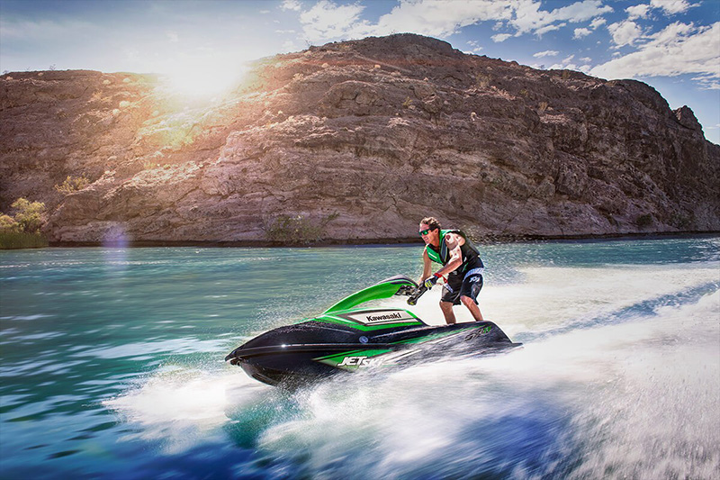 2021 Kawasaki Jet Ski SX-R in Mount Pleasant, Michigan - Photo 6