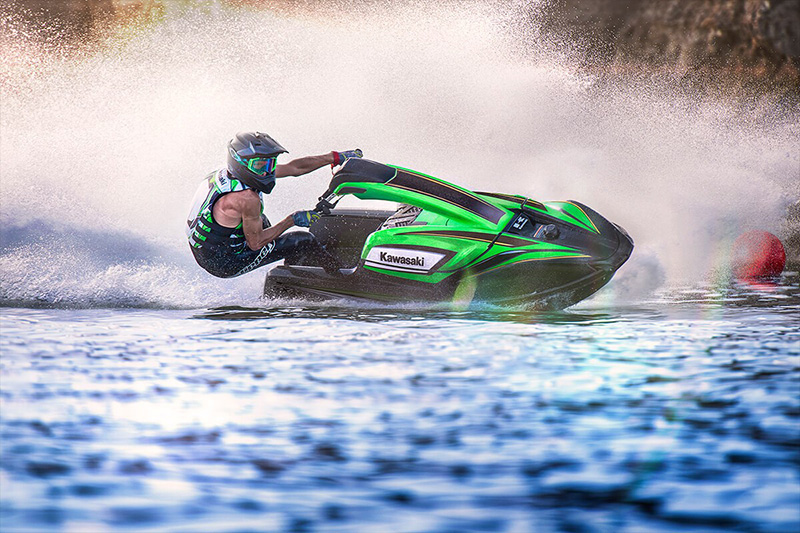 2021 Kawasaki Jet Ski SX-R in Huron, Ohio - Photo 8