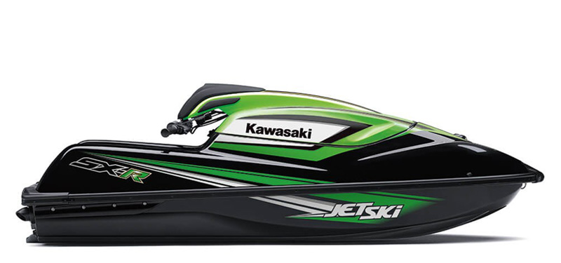 2021 Kawasaki Jet Ski SX-R in Mount Pleasant, Michigan - Photo 1