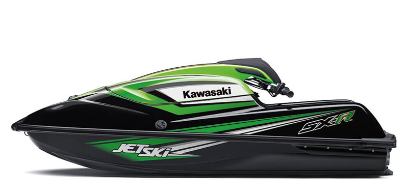 2021 Kawasaki Jet Ski SX-R in Mount Pleasant, Michigan - Photo 2