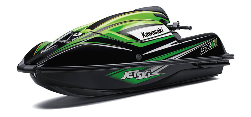 2021 Kawasaki Jet Ski SX-R in Mount Pleasant, Michigan - Photo 3