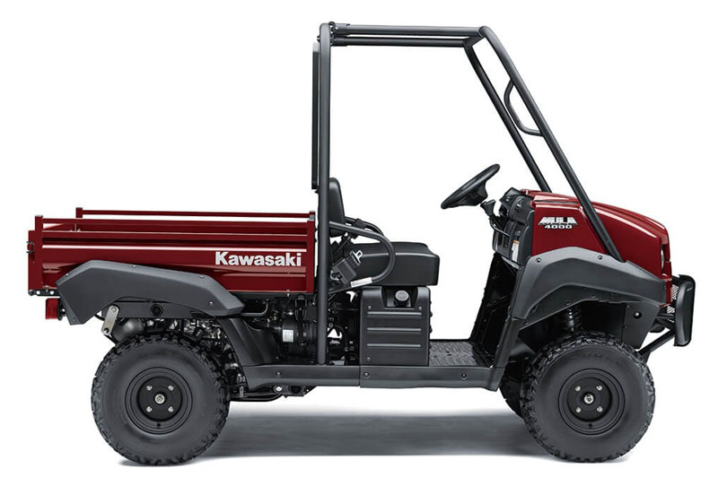 2021 Kawasaki Mule 4000 in Fremont, California - Photo 1