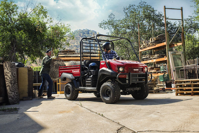 2021 Kawasaki Mule 4000 in Zephyrhills, Florida - Photo 4