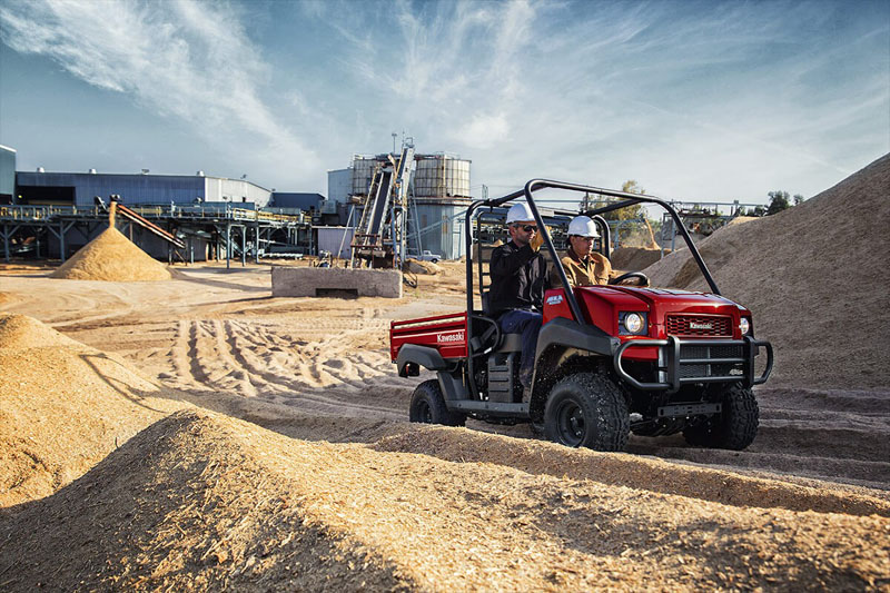 2021 Kawasaki Mule 4000 in Plymouth, Massachusetts - Photo 5