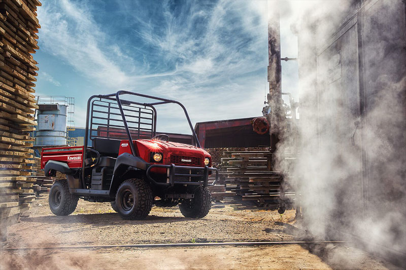 2021 Kawasaki Mule 4000 in Plymouth, Massachusetts - Photo 6