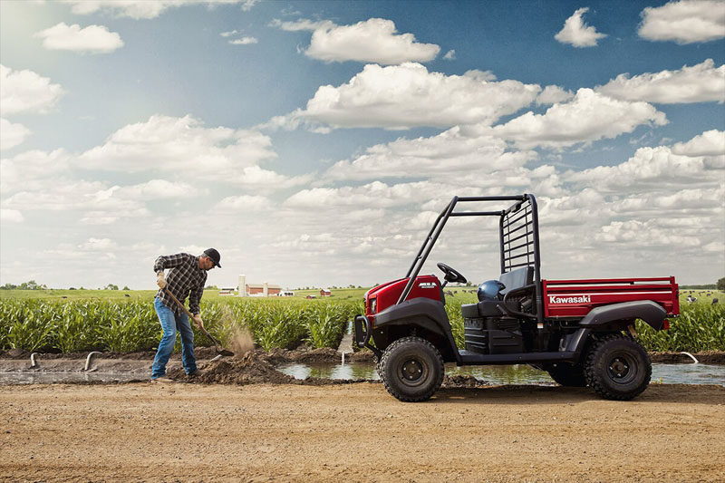 2021 Kawasaki Mule 4000 in Plymouth, Massachusetts - Photo 7