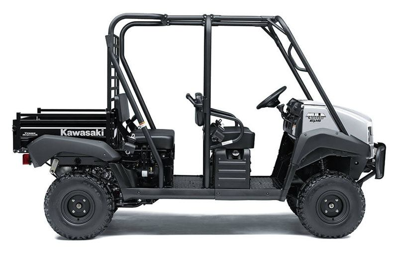 2021 Kawasaki Mule 4000 Trans in Woodstock, Illinois - Photo 1